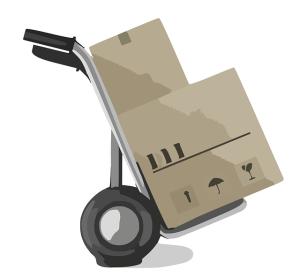 Lieferung und Verpackung von Kappsägen