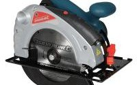 Silverline 285873 Silverstorm-Handkreissäge mit Laserführung
