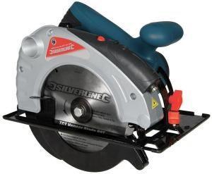 07-Silverline-285873-Silverstorm-Handkreissaege-mit-Laserführung