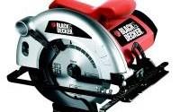 Black + Decker CD601 Handkreissäge 1100W 55mm