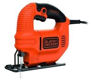 Black+Decker Elektro Kompakt Stichsäge 400W KS501