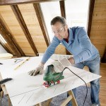 Bosch Home and Garden Stichsäge PST 900