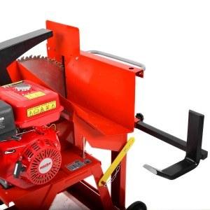 HECHT Benzin-Wippsäge 890 Kreis-Säge Brennholzsäge (Ø 700 mm Kreissägeblatt) im Test