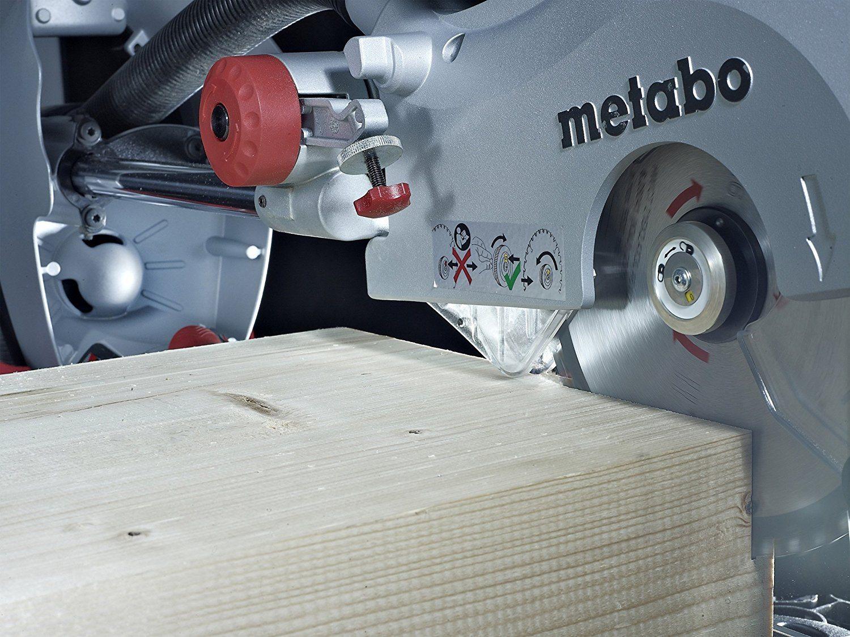 Metabo Kapp- und Gehrungssägen KGS 315 Plus im Test