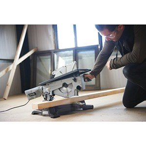 Ryobi RTMS1800-G Kapp-, Gehrungs- und Tischkreissäge Test